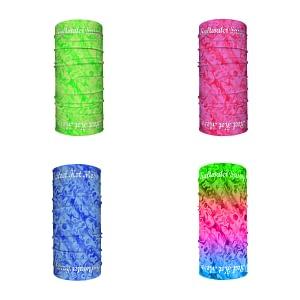 Sassy Tube Scarf-collage