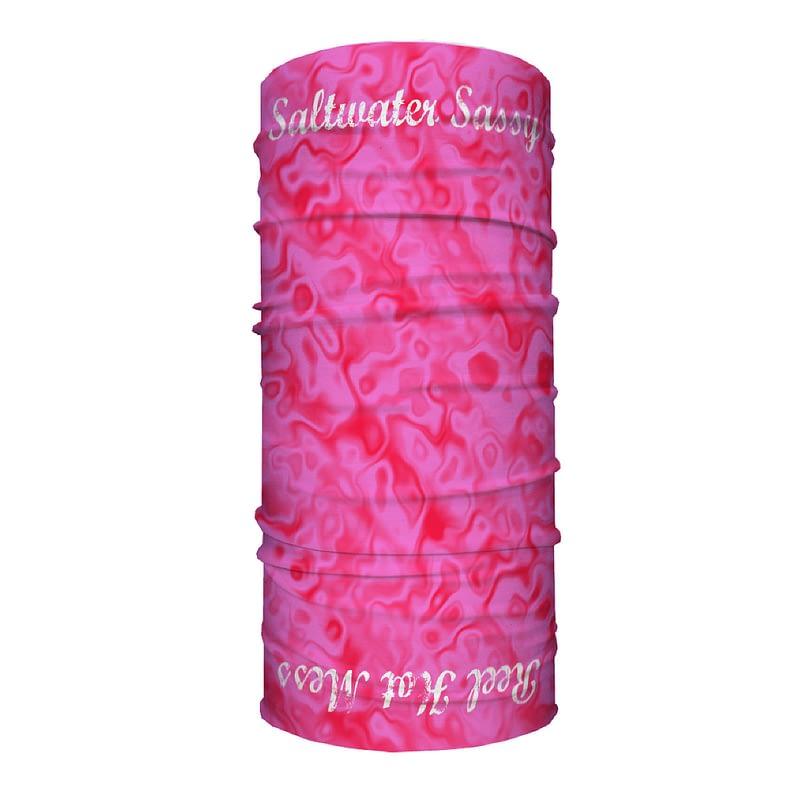 Sassy Tube Scarf-Pink